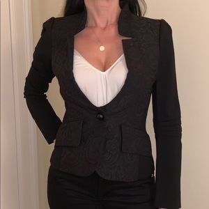 Yoana Baraschi Black Blazer